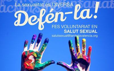 Fes voluntariat en Salut Sexual!